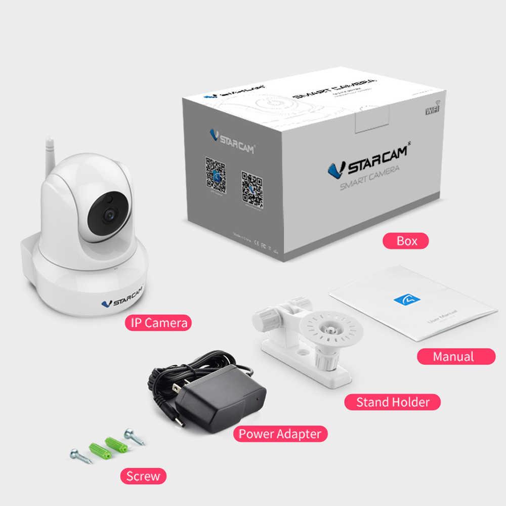 VStarcamสีขาวC29S 1080P HD Wireless IP Cameraกล้องวงจรปิดWiFi Home Surveillanceกล้องรักษาความปลอดภัยในร่มกล้องจอภาพเด็ก