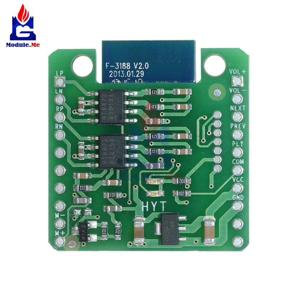5w Bluetooth Ble 40 Csr8645 Amplifier Board Apt X Hifi Audio Modular Preamplifier Stereo Receiver Amp Module For Car Music Speaker In Integrated Circuits From