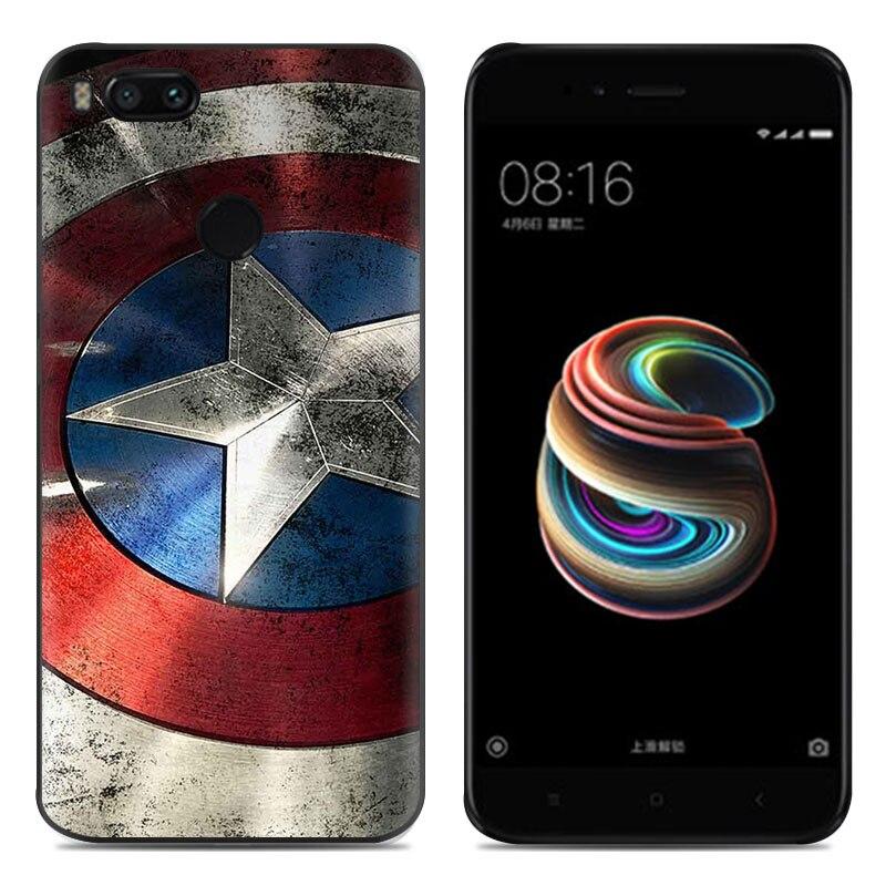 Lulumi Cute Cartoon Phone Case para Xiaomi Mi 5X 5.5-inch Fashion Art - Accesorios y repuestos para celulares - foto 6