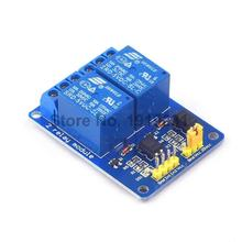 5PCS 2 Channel 5V Relay Module Shield Isolation Control 2Channel Low Level for Arduino MCU AVR