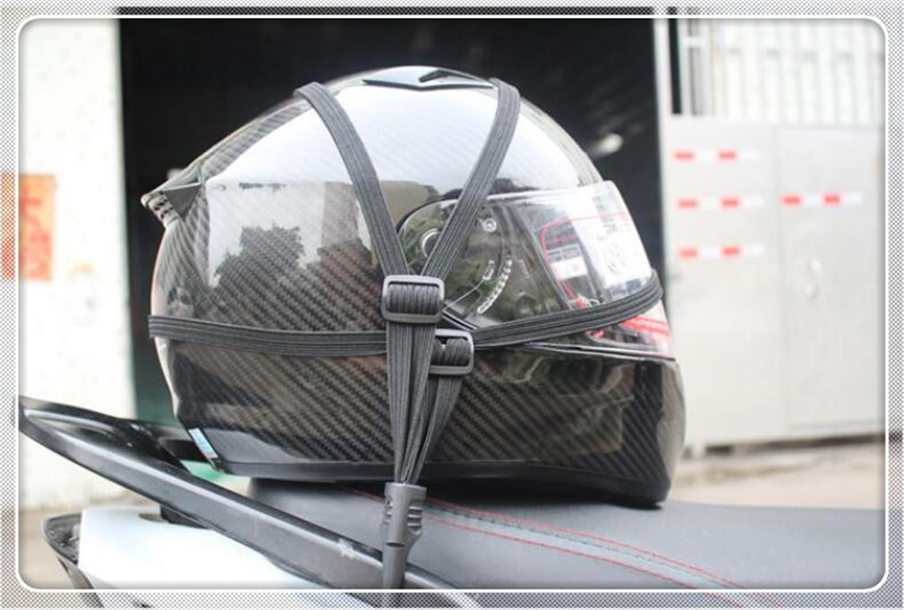 New Motorcycle Hooks Mesh Organizer Holder Luggage Helmet Net For Suzuki Gsx250 Gsx550 Gsx600 Fjfv Gn72a Katana Gsxr1000