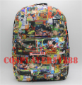 Backpack Dragon Ball Z DBZ Backpack print School Bag