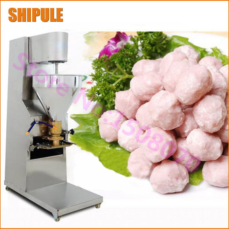 SHIPULE 2017 New products multifunctional small commercial fish mutton meatball machine/electric meatball making forming price edtid new high quality small commercial ice machine household ice machine tea milk shop