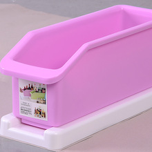 Творческий день кухня ящики для хранения аптечки шкатулка игрушки одежда коробки носок зеленый/розовый хранения Бесплатная доставка
