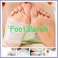 Hot sale Bamboo Acupoint-Purifying & Eliminating aroma Promoting sleeping healthcare detox foot patch 200pcs/lot Free shipping