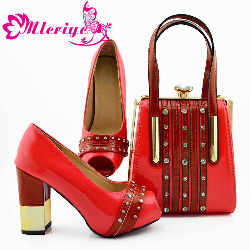 Latest Design Women Shoes and Bag Set In Italy Shoes and Bag Set African Sets 2019 Plus Size Shoes Women Heel Elegant PumpsLatest Design Women Shoes and Bag Set In Italy Shoes and Bag Set African Sets 2019 Plus Size Shoes Women Heel Elegant Pumps