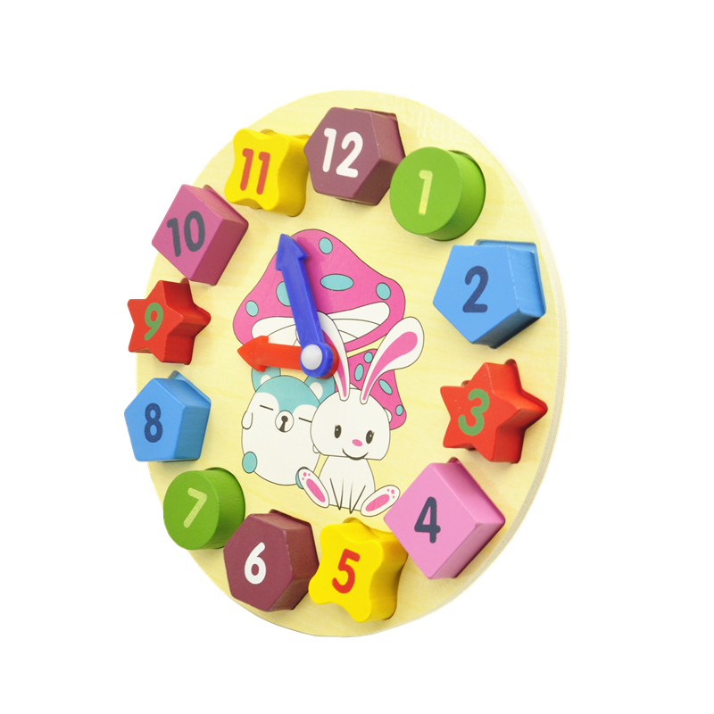 Wooden-Blocks-toys-Digital-Geometry-Clock-Toy-Childrens-Montessori-Educational-Toy-For-Baby-Boy-Girl-Gift-3