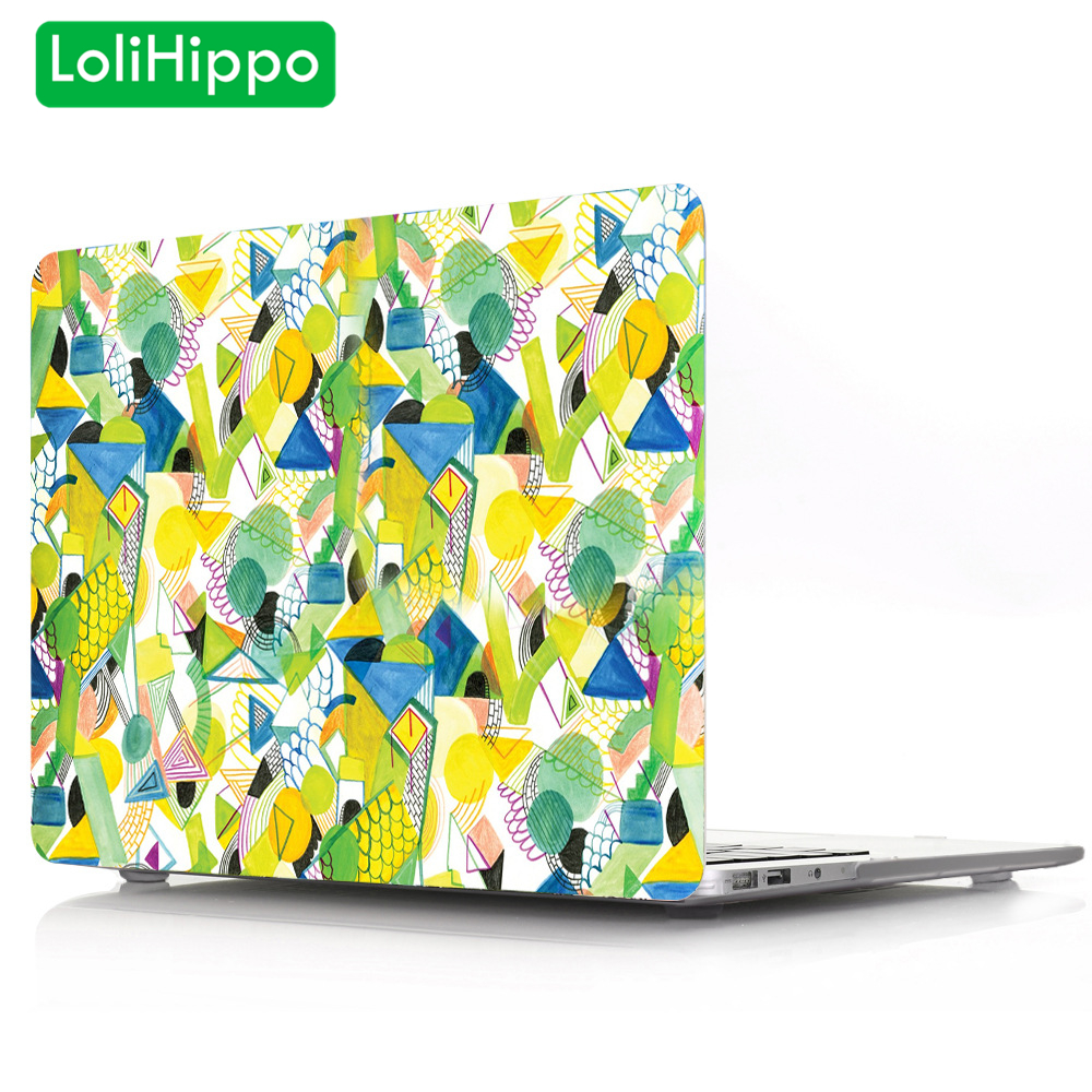 LoliHippo Creativity Series Laptop Protective Case for font b Apple b font font b Macbook b
