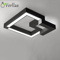 Simple Ceiling led lights for home lighting iluminacion For Bedroom Living room Kitchen plafonnier led moderne ceiling lights
