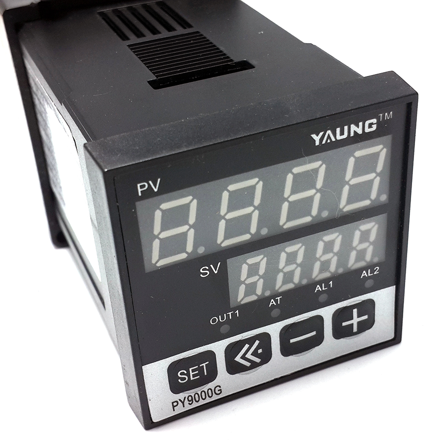 0-1300/0-400 Celsius Degree Electronic Digital Temperature Controller Thermostat Powered By 220V 50/60 Hz