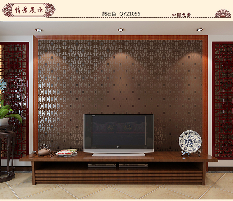 Online buy wholesale stone wall designs from china stone for 3d wallpaper dining room
