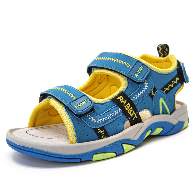 2017 Summer new boys sandals childrens shoes high quality comfort casual sandals for kids boy sport beach sandals