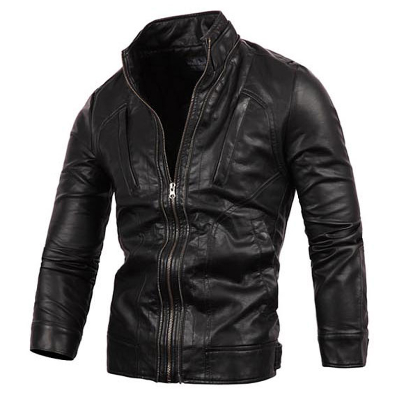 Online Get Cheap Name Brand Leather Jackets -Aliexpress.com ...