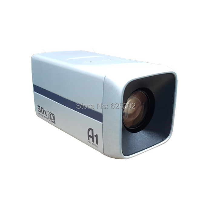 Safety 1/3 SONY CCD Sensor 700TVL 18X Optical Zoom and 10X Digital Zoom Box CCTV Camera System