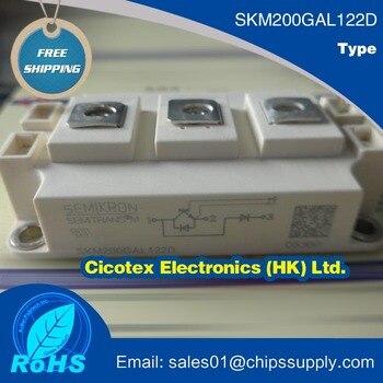 SKM200GAL122D MODULE IGBT