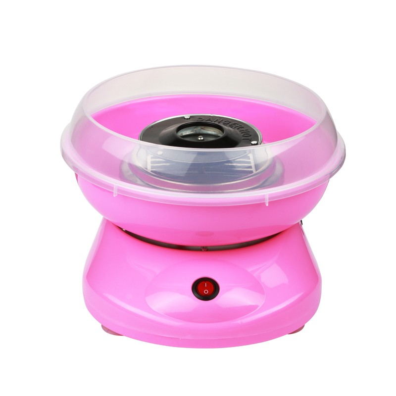 Electric DIY Home Cotton Candy Maker Mini Portable Cotton Suager Machine EU 220V unbrand diy sushi maker