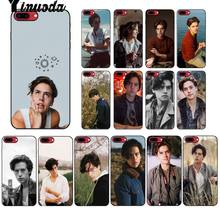 Yinuoda American TV Riverdale Jughead Jones Pattern TPU Cell Phone Case for Apple iPhone 8 7 6 6S Plus X XS MAX 5 5S SE XR Cover(China)