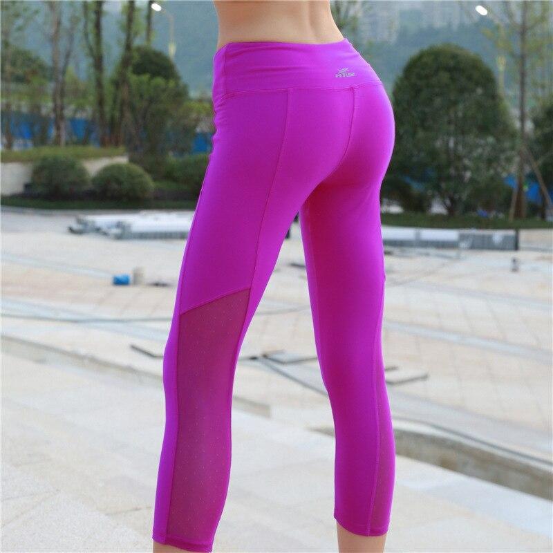 Pantallona të reja të yogasit për gomarë të grave Shihni se pse - Veshje sportive dhe aksesorë sportive - Foto 3