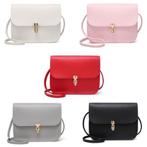 Women Girls Leather Small Hand