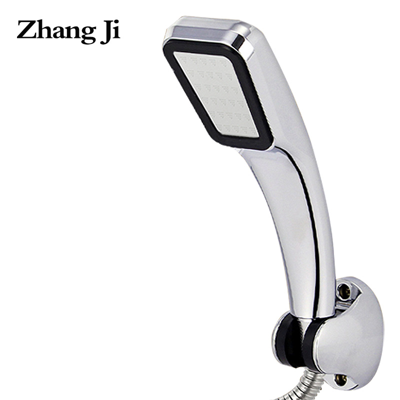 HOT Bathroom High Pressure Shower Head 300 Holes With Chrome Square Rainfall Handhold Shower Head Water Saving Sprayer ZJ001-in Shower Heads from Home Improvement on Aliexpress.com | Alibaba Group