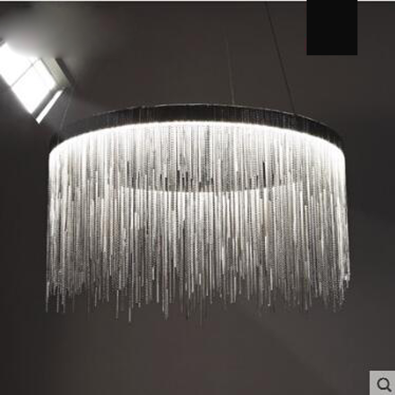 Post-modern minimalist living room chandelier Nordic dining room villa personality art led creative lighting led chandelier lamp 6 e27 heads nordic post modern designer originality personality art living bed room cafe fashion led chandelier home decor light