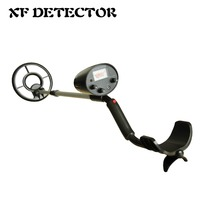 wedigout Metal Detector with Pinpointer Waterproof Search Coil Digging Tool,LCD Display