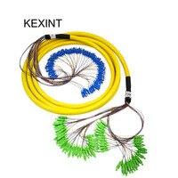 KEXINT волокно кабель волокно патч-корд кабель 64 Core UPC APC Unitube кабель