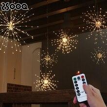 150Leds Firework Shape String…