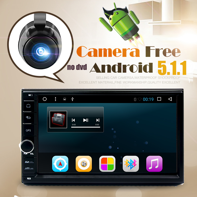 Quad πυρήνα 2 από 7 ιντσών Android 7,1 Universal Car - Ηλεκτρονικά Αυτοκινήτου - Φωτογραφία 4