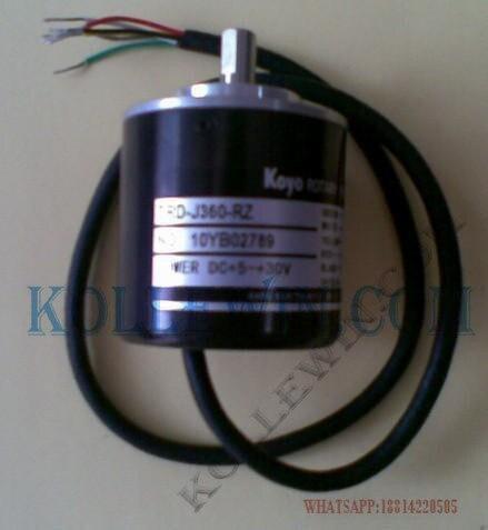 Codeur rotatif incrémental photoélectrique KOYO TRD-N360-RZ, TRDN360RZ, TRD/N360/RZ