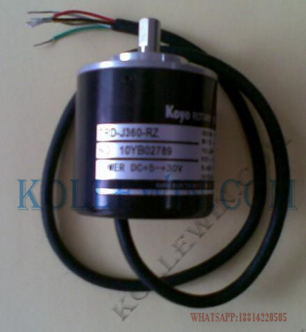 KOYO TRD-N360-RZ  Photoelectric Incremental Rotary Encoder, TRDN360RZ , TRD/N360/RZ freeship koyo encoder trd j1000 rzw trd j1000rzw trd j series incremental rotary encoder 1 year warranty high performance