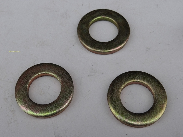 diesel engine 178F/186F air cooled diesel tiller chassis parts/clutch bearing spacers