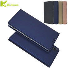 XA Magnetic PU Leather cases Etui For Sony Xperia XA X A Cover Flip capa For Sony XA xa1 F3111 F3112 F3113 F3115 F3116 Coque bag(China)