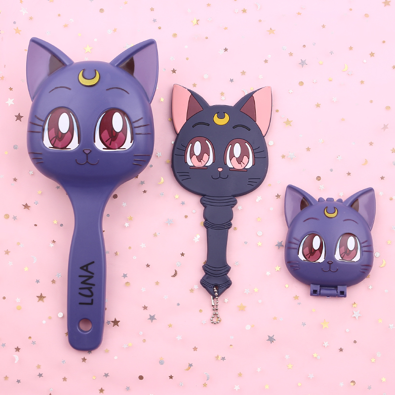 Cepillo de Luna del anime Sailor Moon 2