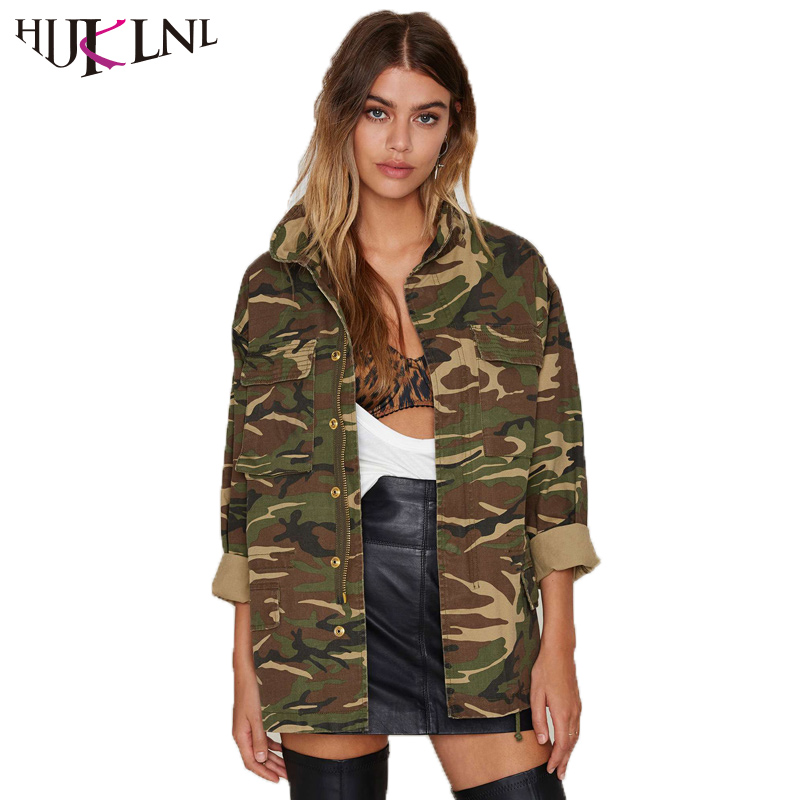 buy hijklnl fashion military women bomber jacket 2017 spring zipper outwear. Black Bedroom Furniture Sets. Home Design Ideas