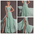 Big Discount A Line Spaghetti Straps Floor Length Chiffon Mother Of The Bridal Dresses Pleats Long Prom For Women Dresses