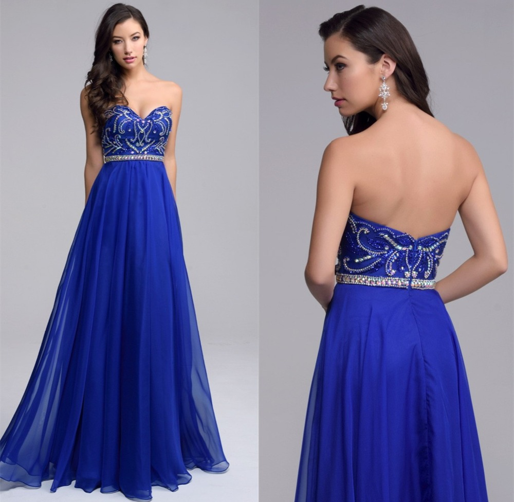 Popular Sapphire Prom Dress-Buy Cheap Sapphire Prom Dress