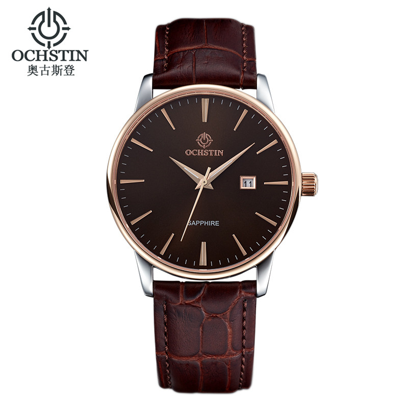 2016 Ochstin Ladies Wrist Watch Men Top Brand Luxury Famous Male Clock Quartz Women Wristwatch Quartz