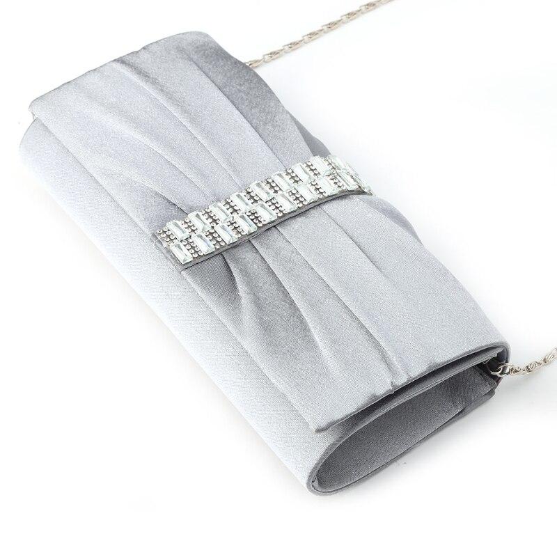 Стильный Для женщин Леди Люкс партия Вечернее Сумки на плечо клатч Сумочка Кошелек