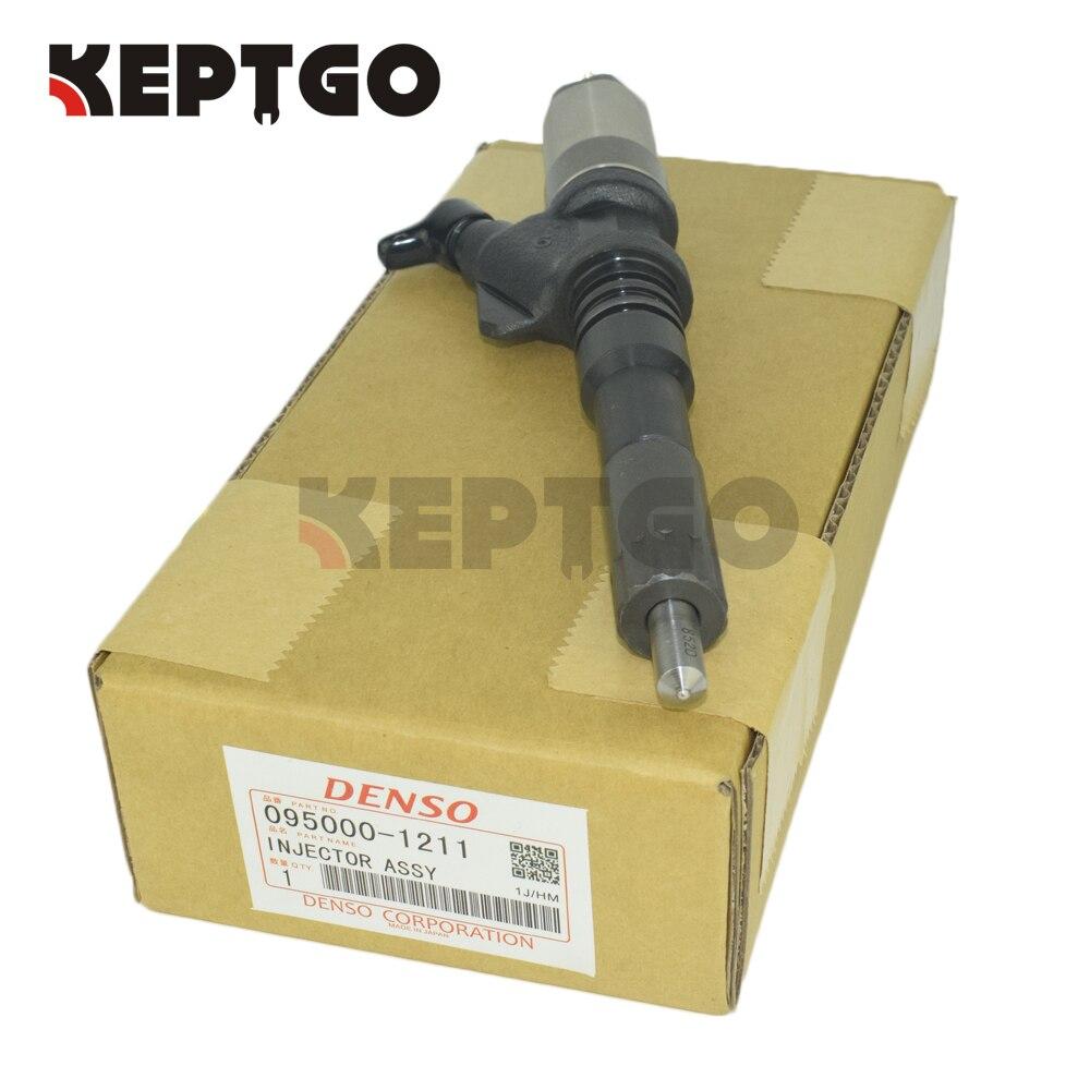 Common Fuel Rail Injector For Komatsu PC400 7 PC450 7 S6D125 Excavator 6156 11 3300 6156113300 6156 11 3301 6156113301