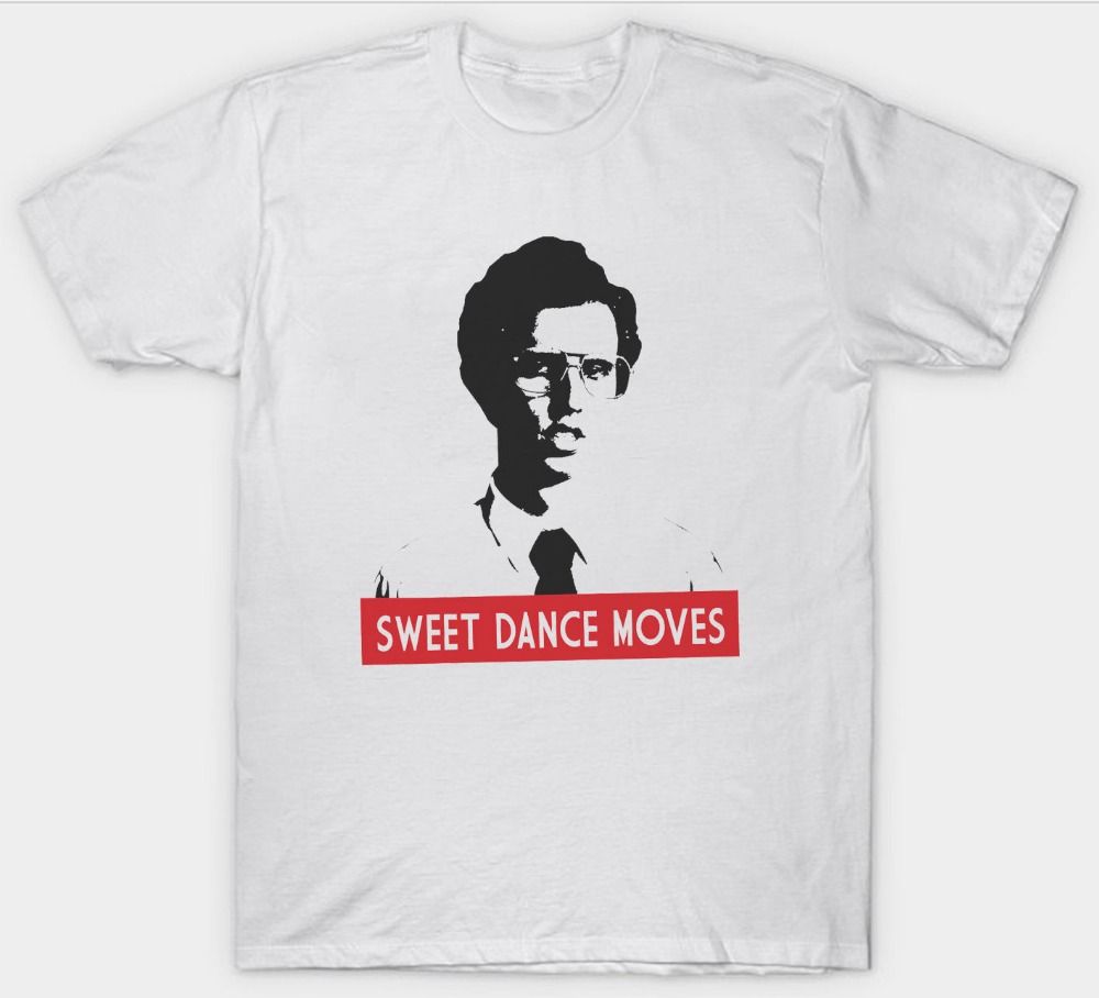 Shirt design gildan - Shirt Design Gildan Short Crew Neck Napoleon Dynamite Sweet Dance Moves Film Movie Funny Comedy Best