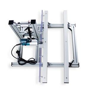 Image 2 - Деревообрабатывающее оборудование, кромка, триммер, обрезка пластины, обрезка углов после кромки