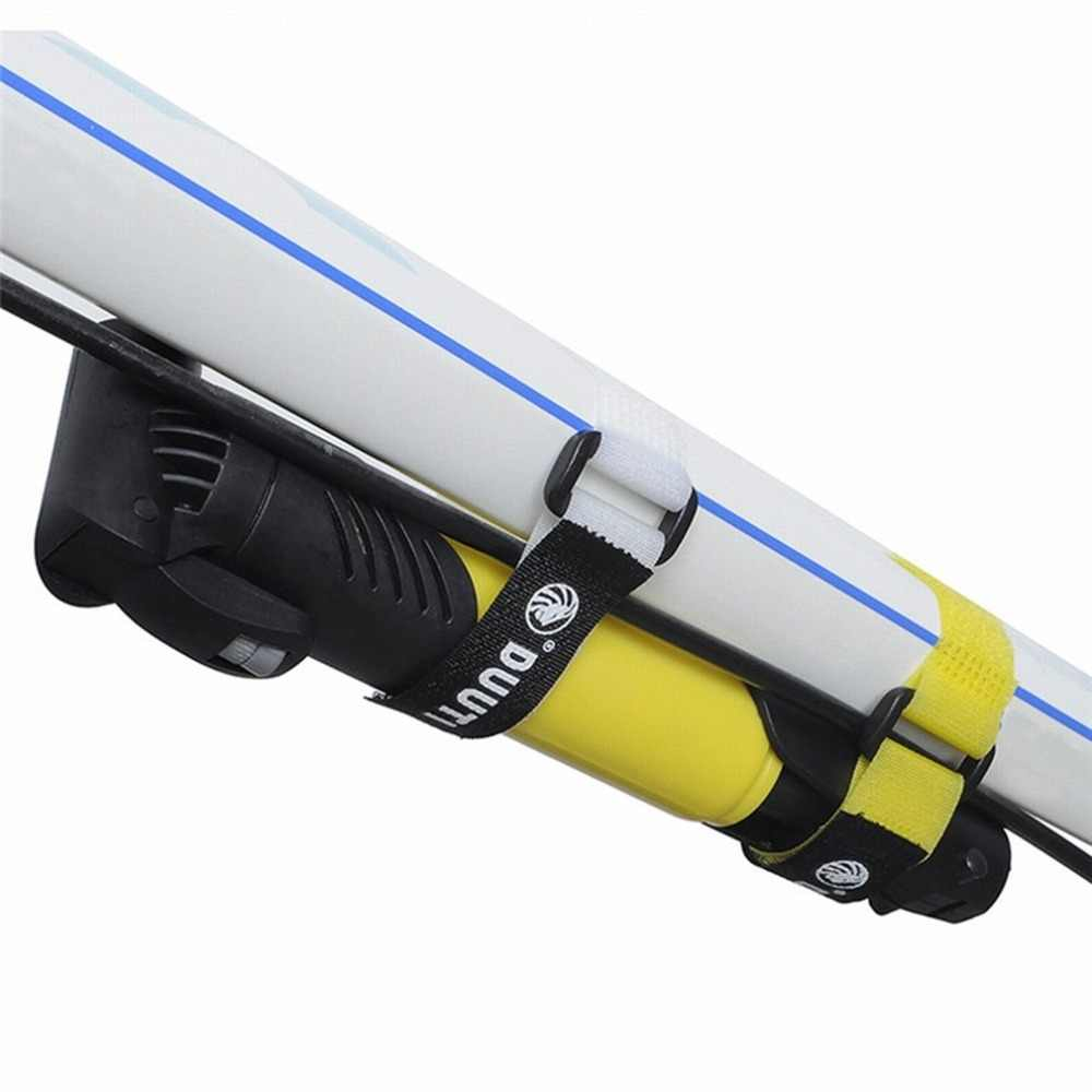 Нейлоновый держатель для руля для горного велосипеда, держатель для велосипедного фонарика, повязки на веревку, для спорта на открытом воздухе, для верховой езды, насос, ремни для бутылок