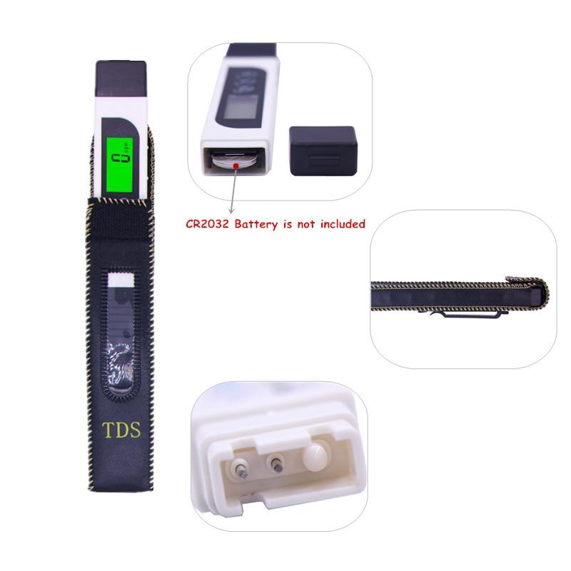 TDS EC Meter Temperature Tester pen 3 In1 Funkce Vodivost Měření - Měřicí přístroje - Fotografie 4