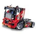 Decool 3360 608 Unids/set Kits de Edificio Modelo de Juguete 2 Car Styling Super Racer Camión Bloques Ladrillos Educación de BRICOLAJE Juguete regalo