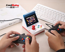 3inch 8Bit Portable Retro Mini Arcade Station Handheld Game Console Built-in 360 Video Games Classic Family TV Game Console