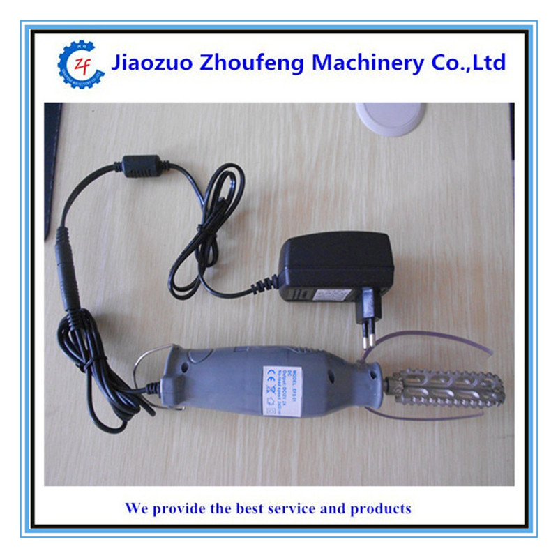 Home use mini handheld electric fish scaler   ZF