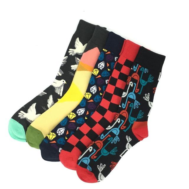 Pack de Calcetines Estampados