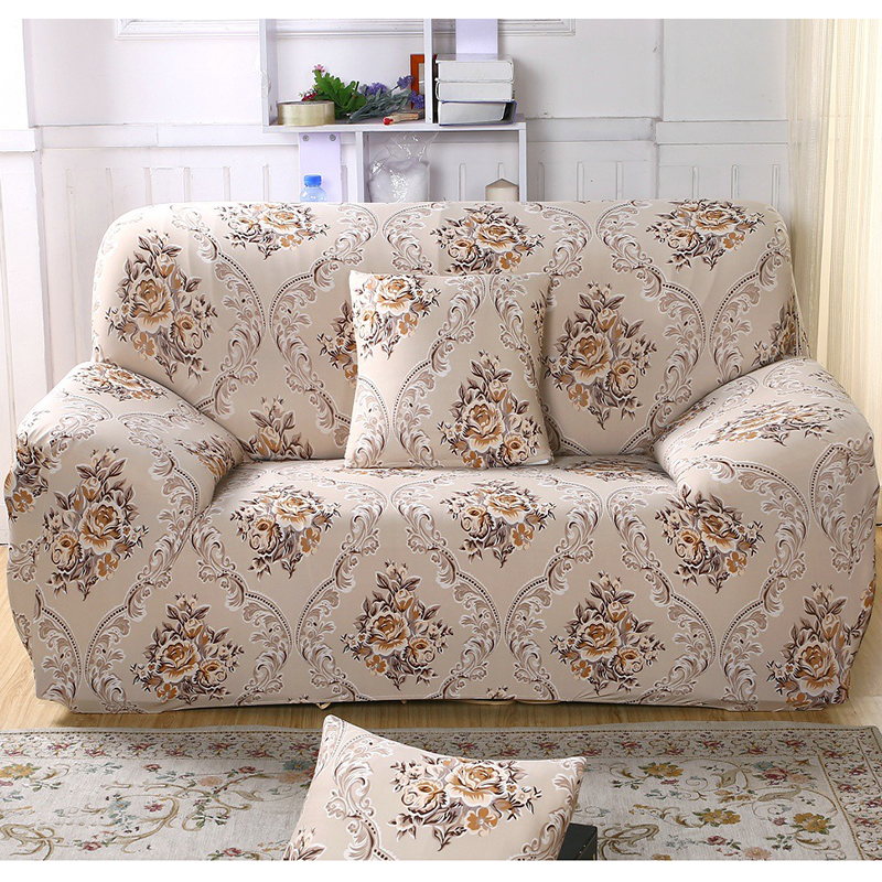 Top Selling Seat Sofa Covers All Inclusive Universal Cover Slip Cover  Loveseat Couch Covers Home Furniture Protector 6 Colors In Sofa Cover From  Home ...