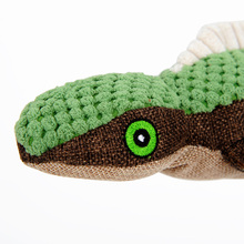 Lizard Style Plush Squeaky Toy